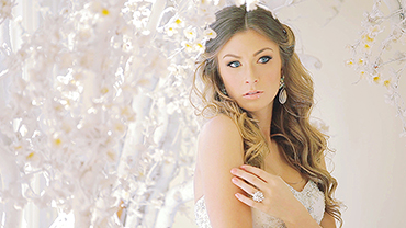 Cherry Blossom Styled Shoot